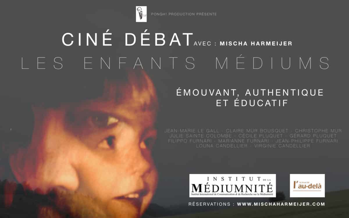 CINÉ-DÉBAT-Les Enfants Médiums-Mischa_Harmeijer
